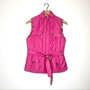 Lilly Pulitzer Reversible Vest
